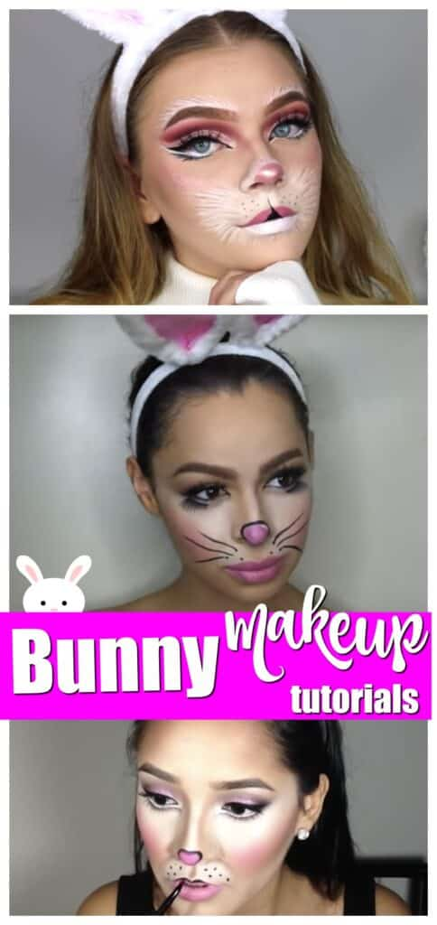 Bunny Makeup Tutorial