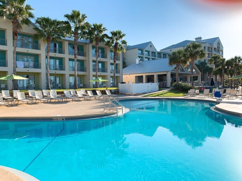 Sheraton Panama City Beach Florida Hotel Beachfront