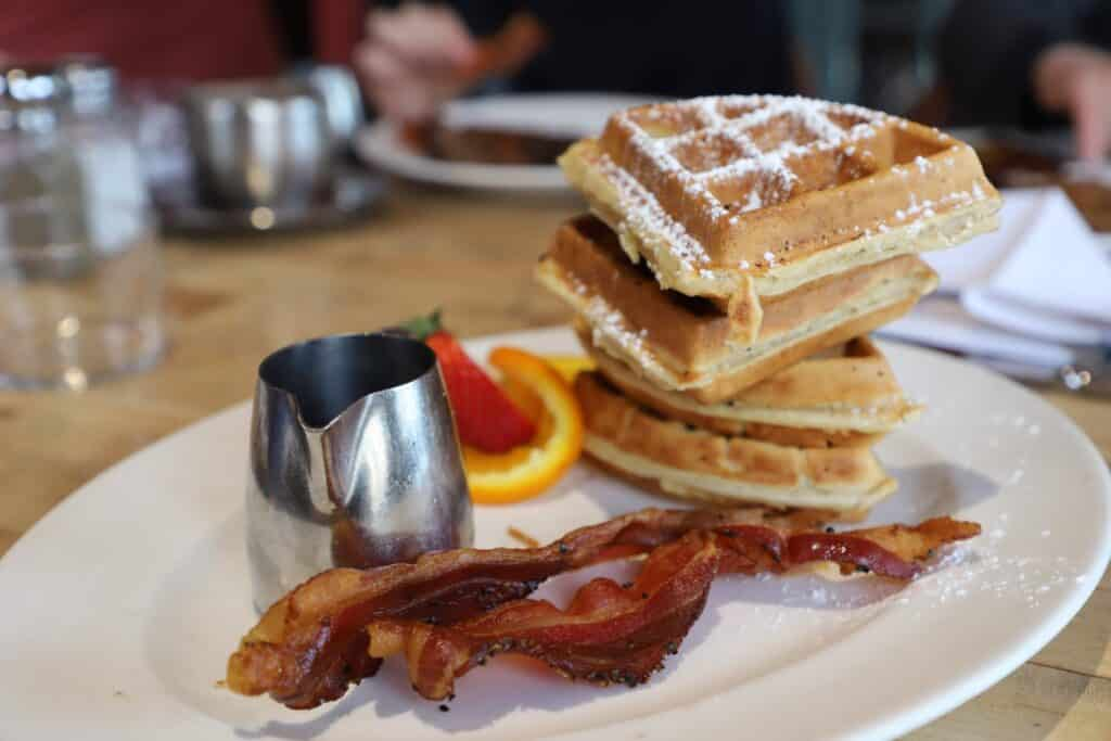 Blue Talon Breakfast Williamsburg