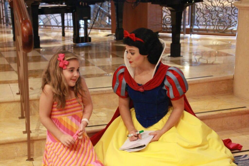 Autograph Books at Disney