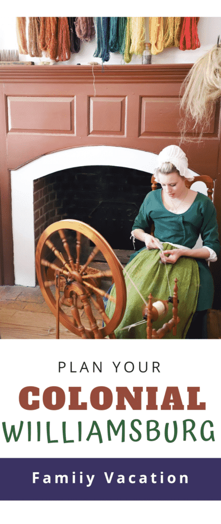 Plan Your Trip To Colonial Williamsburg