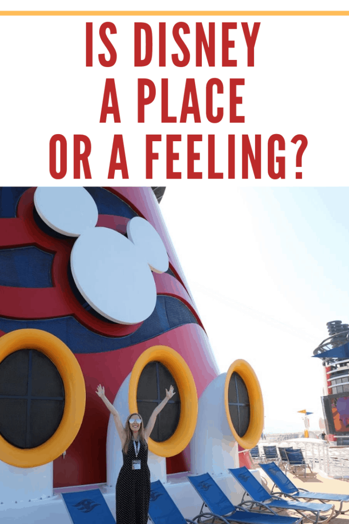 Is Disney A Place or A Feeling?