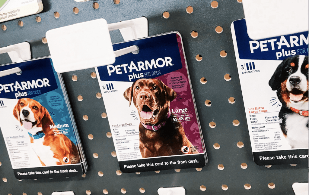 petArmor deal at Pet Smart