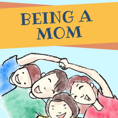 things I love about being a mom