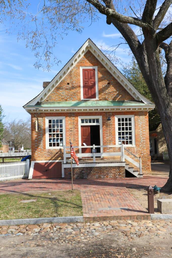 virginia historic buildings