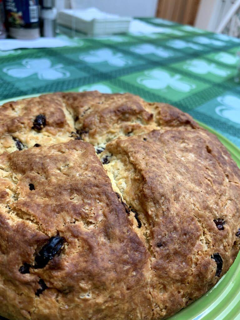 Irish Soda Bread Recipe by Vera Sweeny