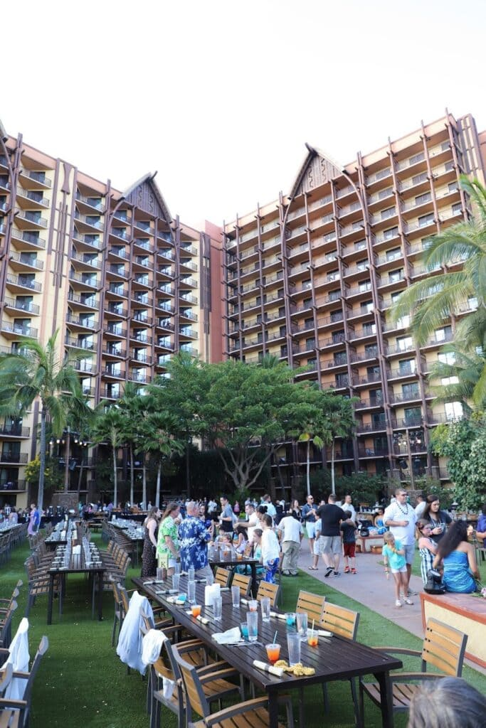 Aulani Hawaii Hotel and Resort