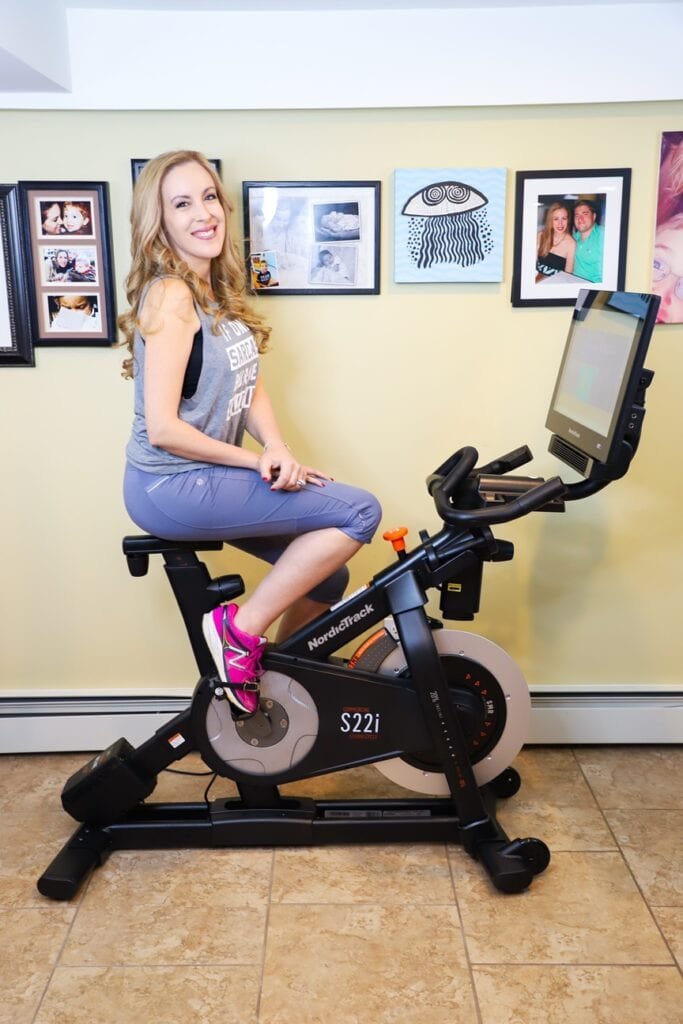 NORDICTRACK STUDIO CYCLE REVIEW by Vera Sweeney