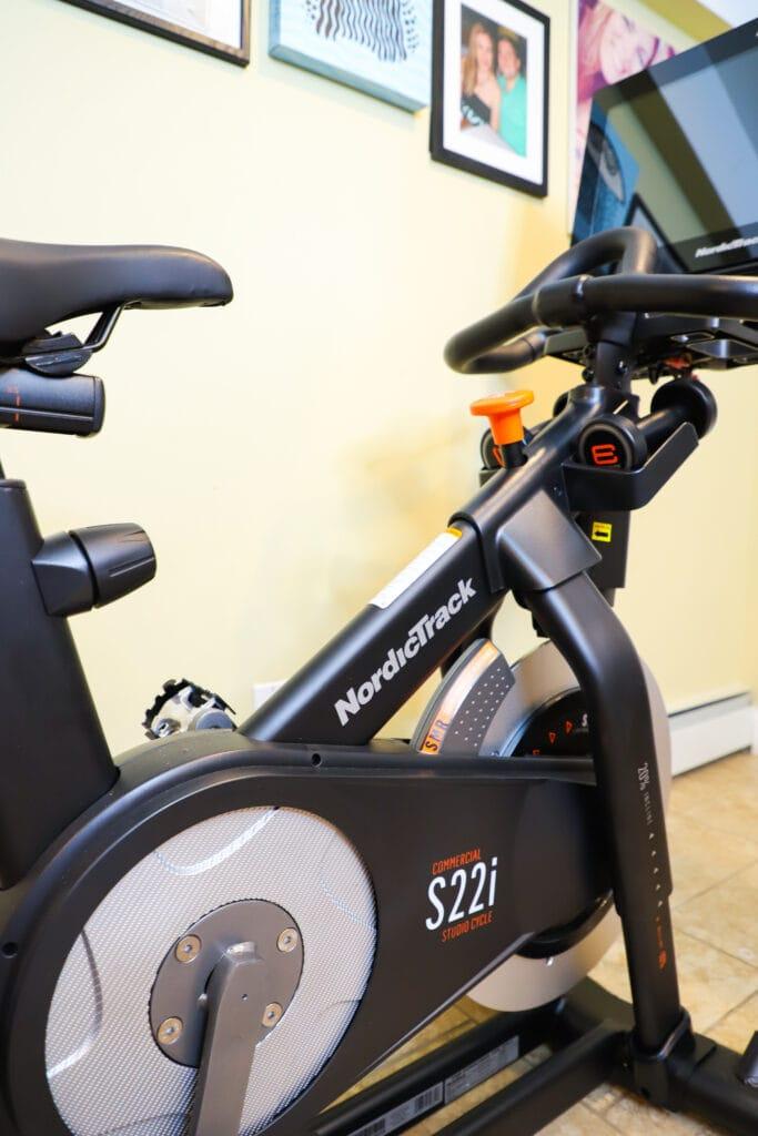 NordicTrack spin bike
