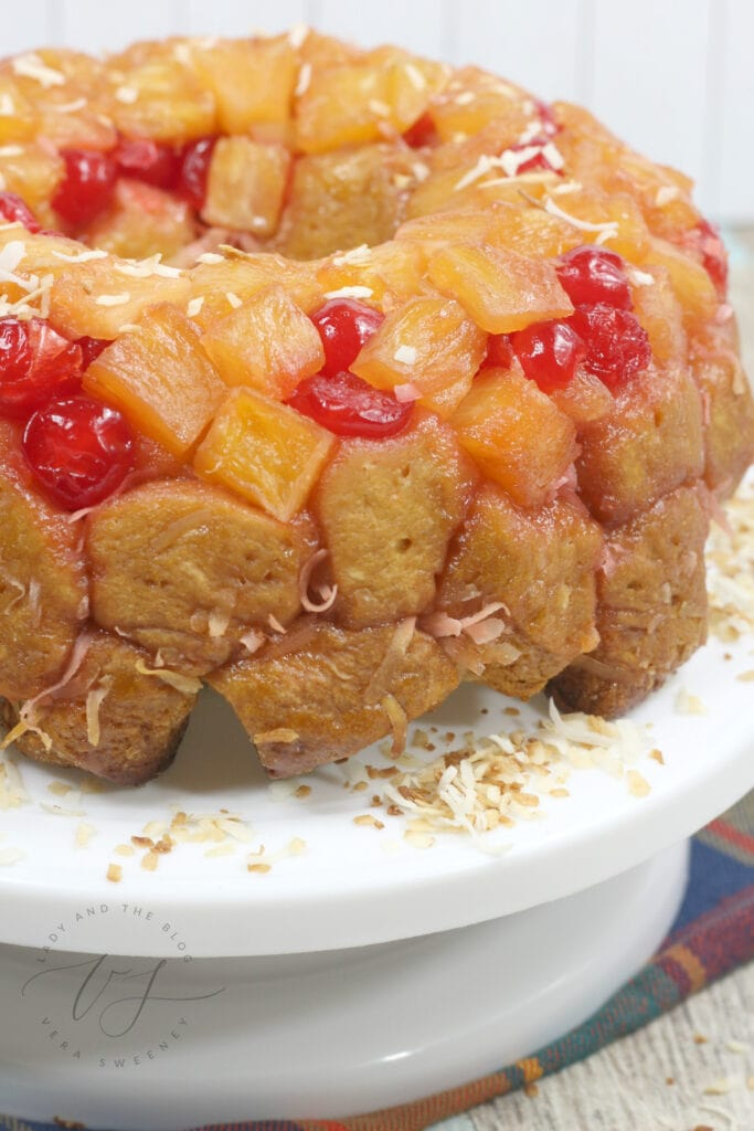 Pineapple Monkey Bread