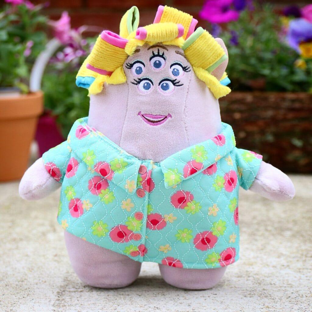 Squishy's Mom plush doll
