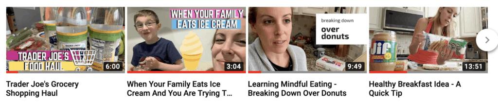 Vera Eats A Salad Health Vlog