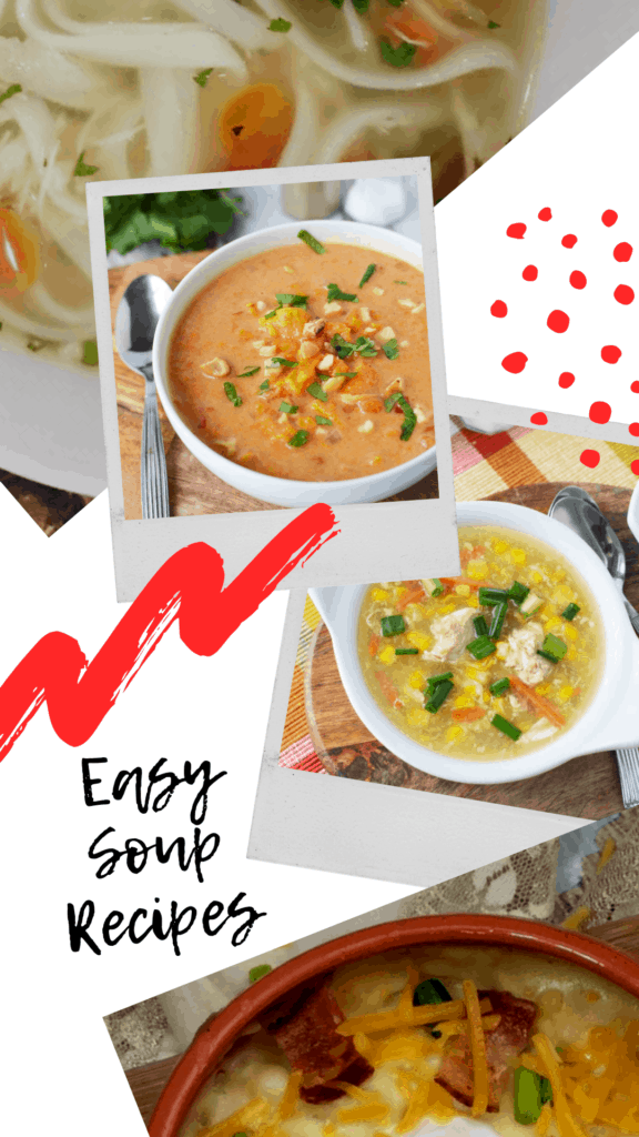 Easy Soup Recipes Plus Tips And Tricks For The Best Soup Ever