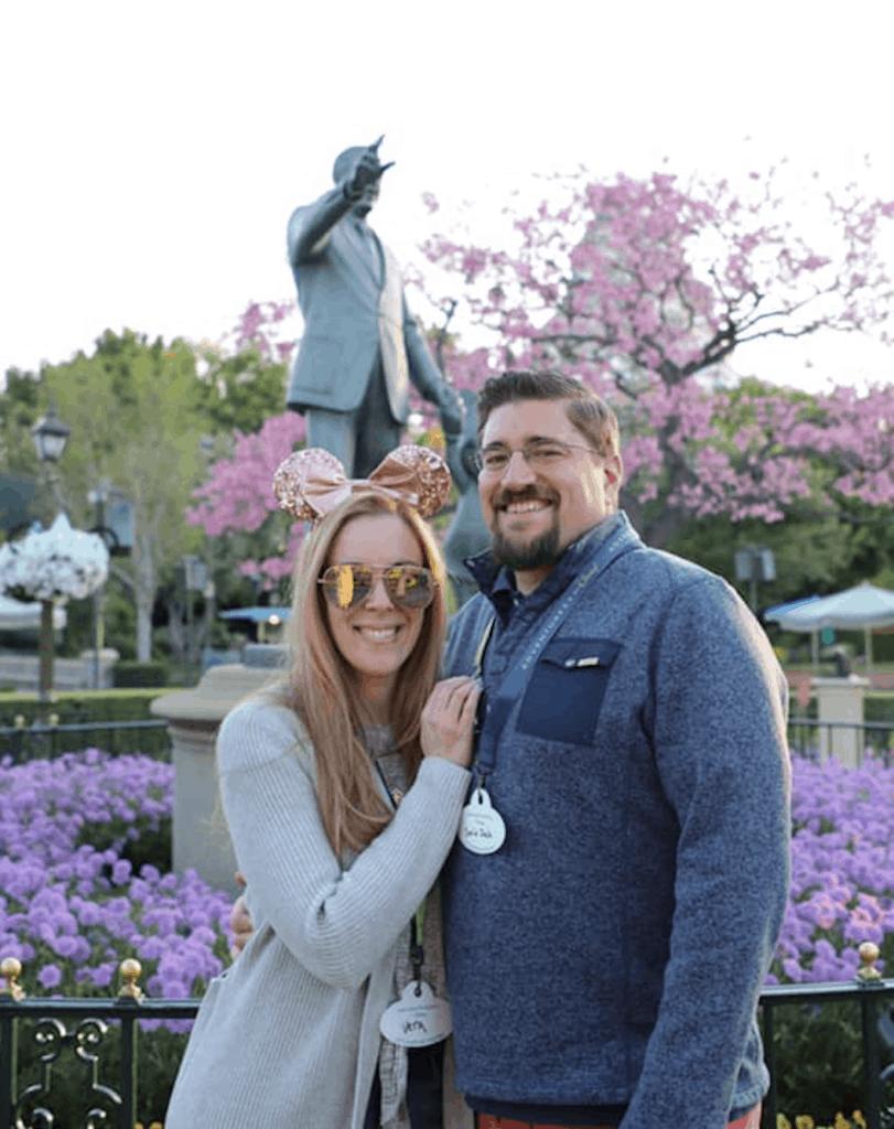 Vera Sweeney Disneyland