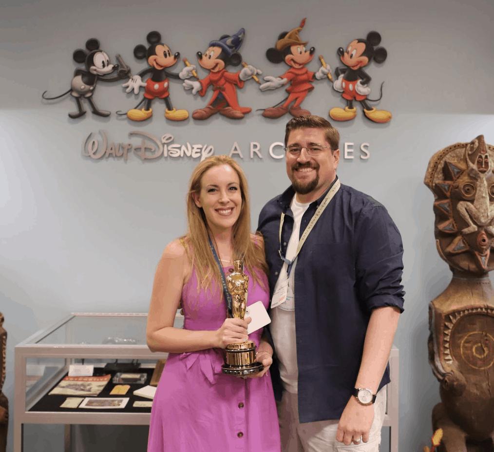 Walt Disney oscar
