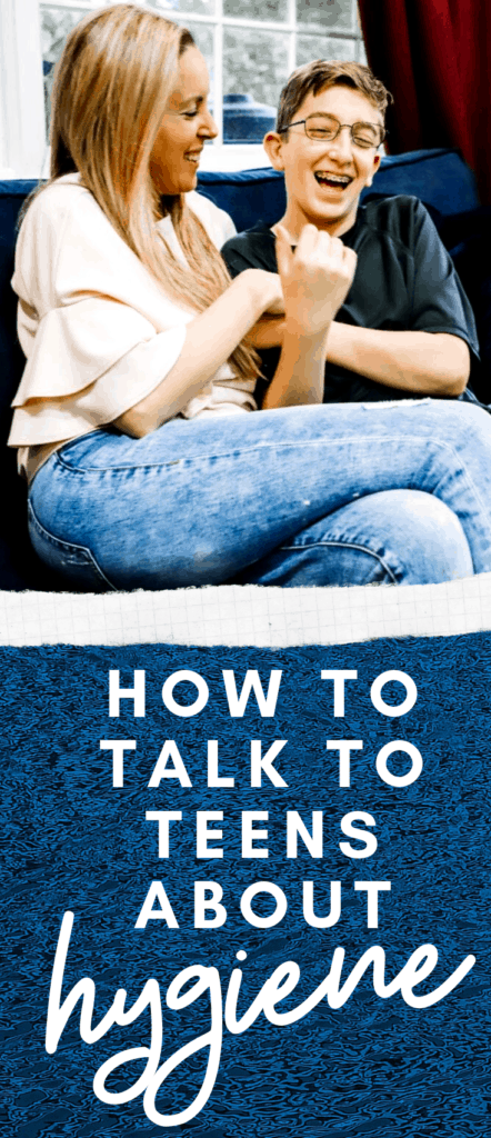 How To Talk To Your Kids About Hygiene