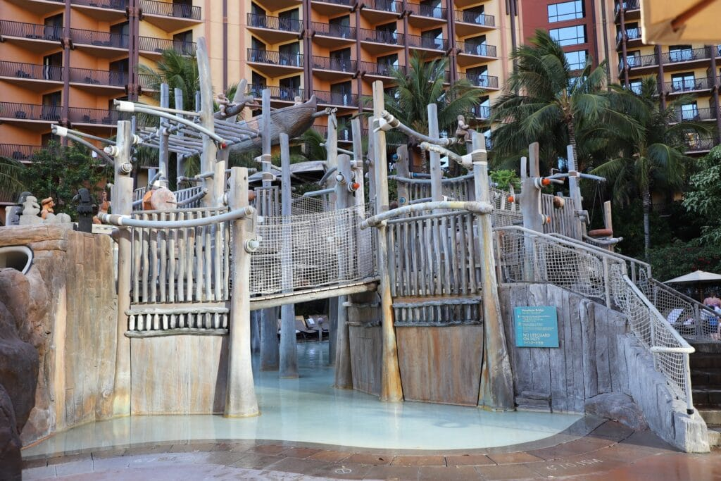Disney Aulani Water Park
