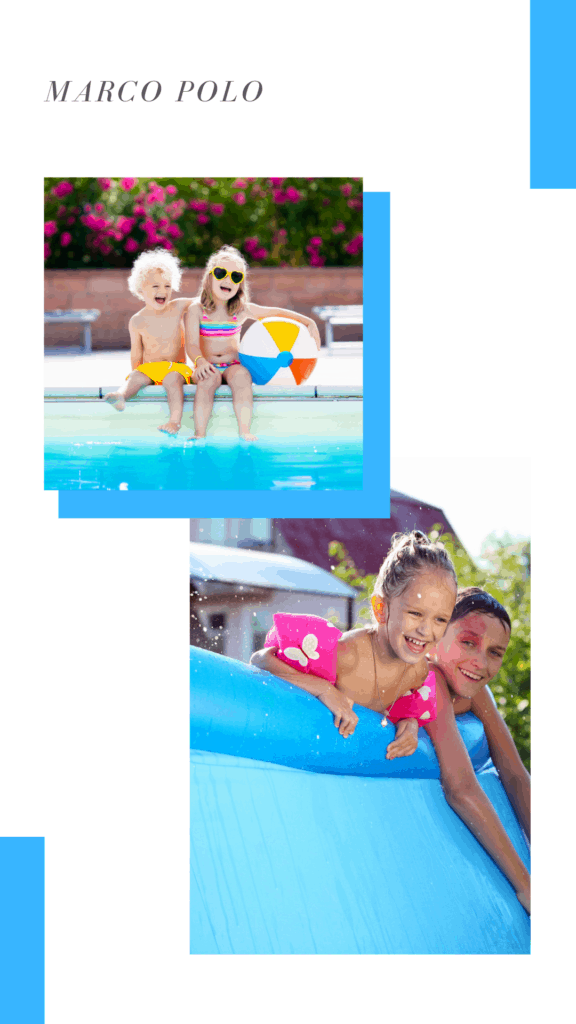 pools games for kids