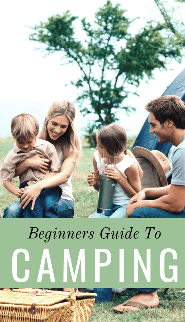 Beginners Guide To Camping