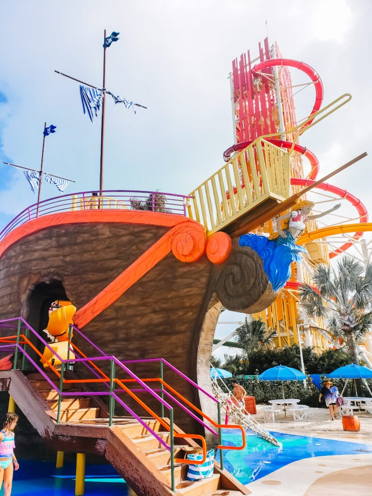 Pirate Playground on Cococay