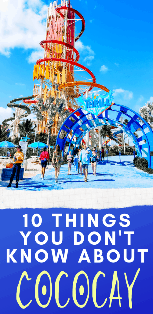 10 Things You Don't Know About The Royal Caribbean CocoCay Island