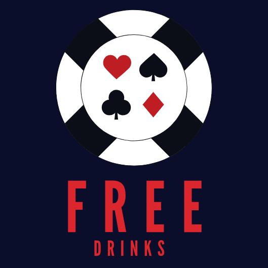 Free Drinks in Casino
