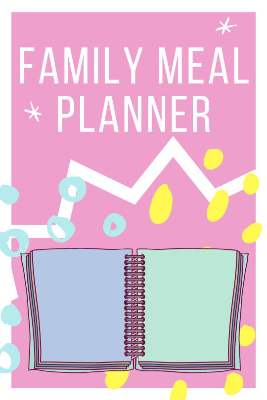 Family Meal Planner