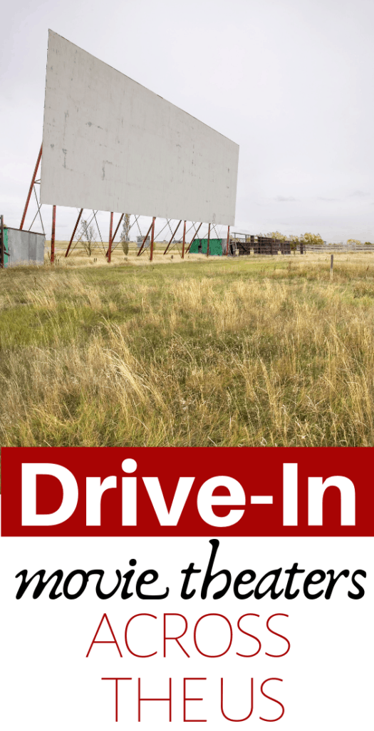 drive in movie theaters near me