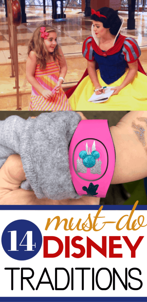 14 Must Do Disney Traditions