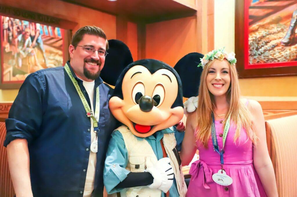 Disney bounding Rapunzel