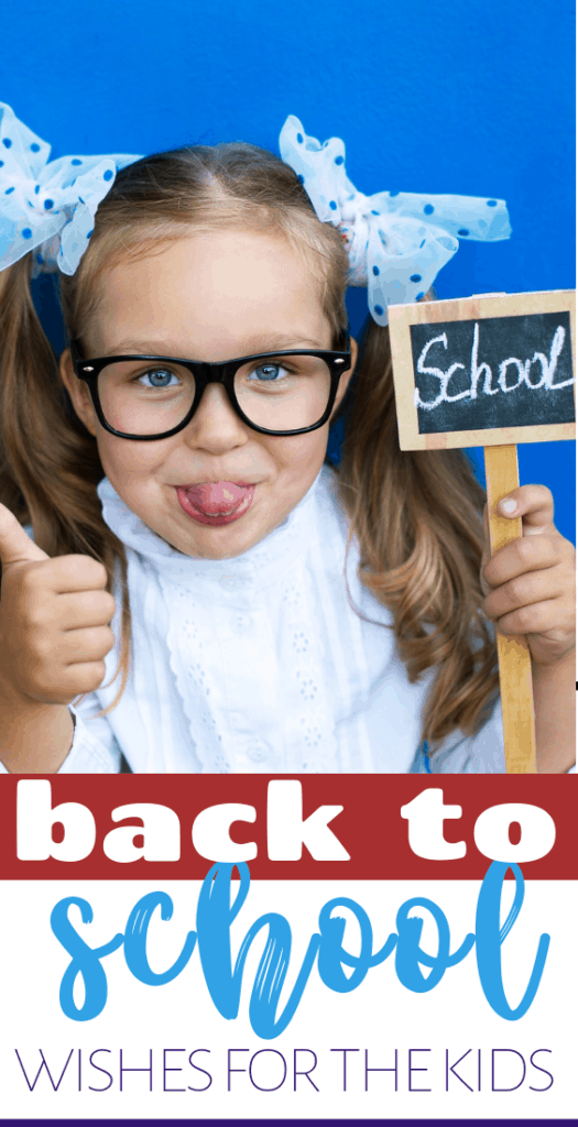 first day of school wishes