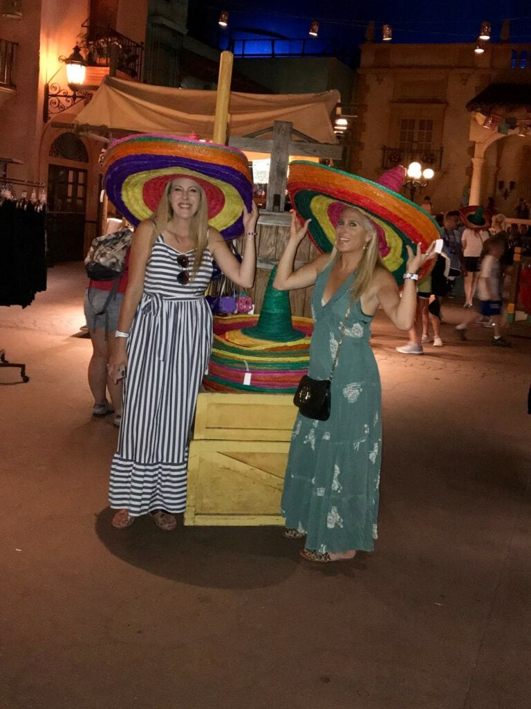Mexico Epcot Food and Wine