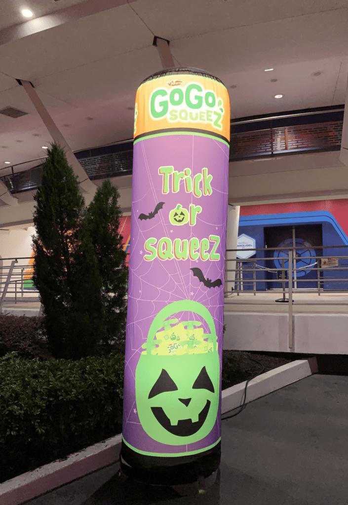 GoGo squeez Trick of Treat