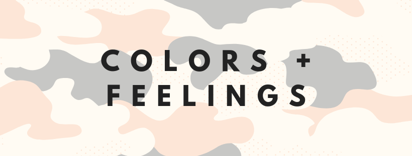 colors and feelings