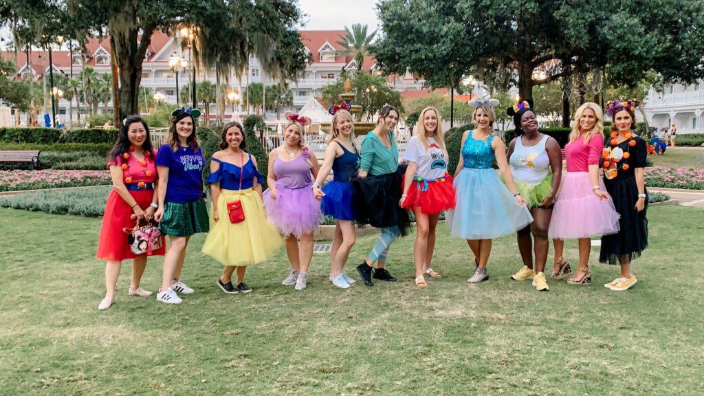 disney cosplay costumes