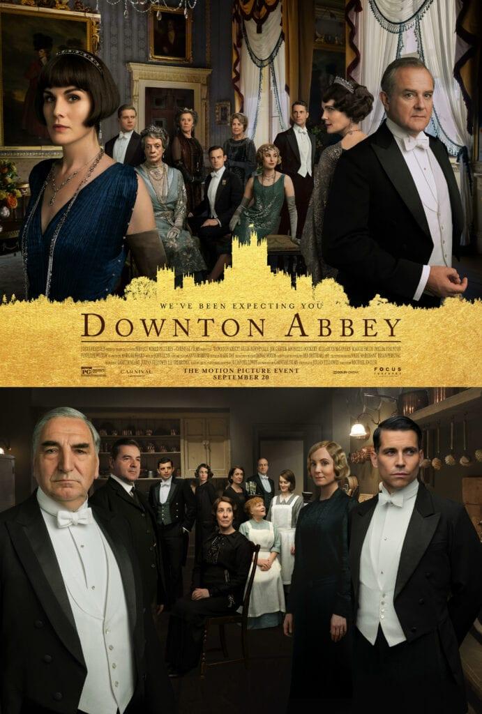 Downton Abby Film