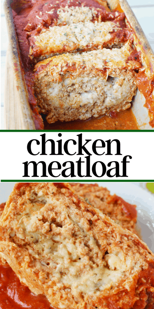 Chicken Meatloaf Recipe