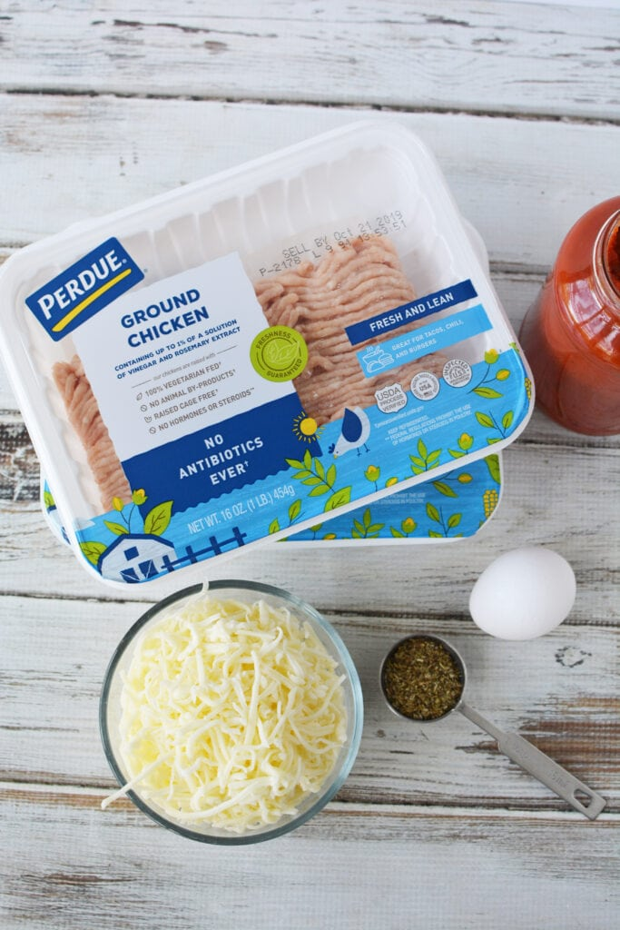 chicken meatloaf ingredients