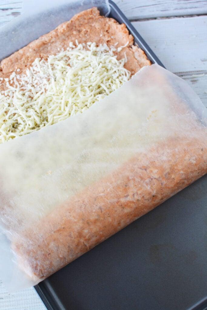 easy ground chicken meatloaf recipe