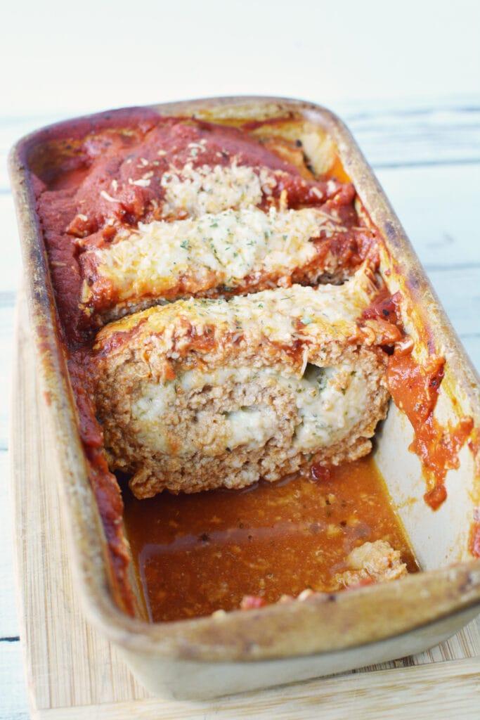 ground chicken loaf