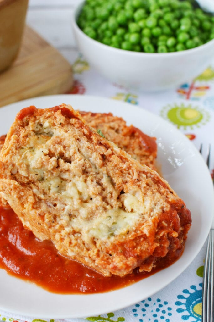 easy chicken meatloaf recipe