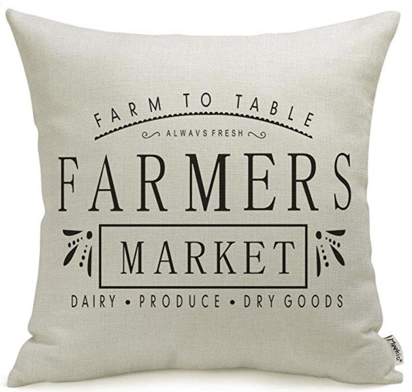 farm to table farmer's market