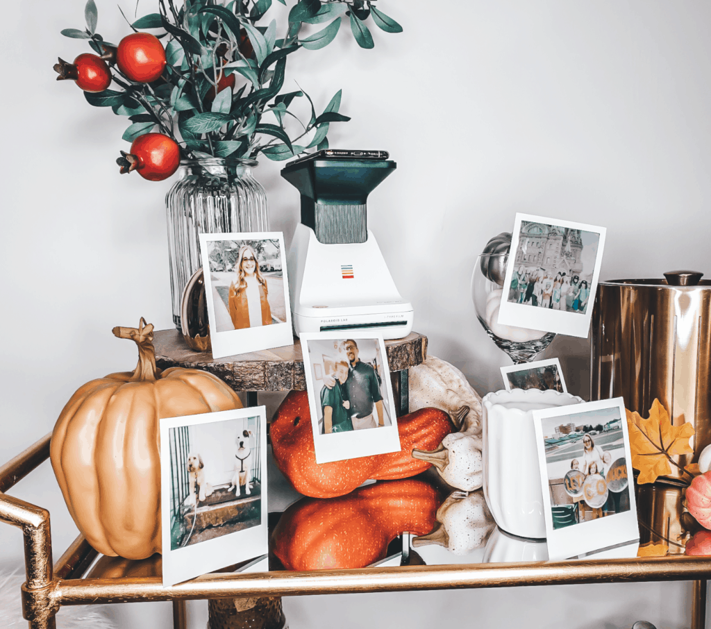 Transform your digital photos into real Polaroid pictures with the all-new Polaroid Lab