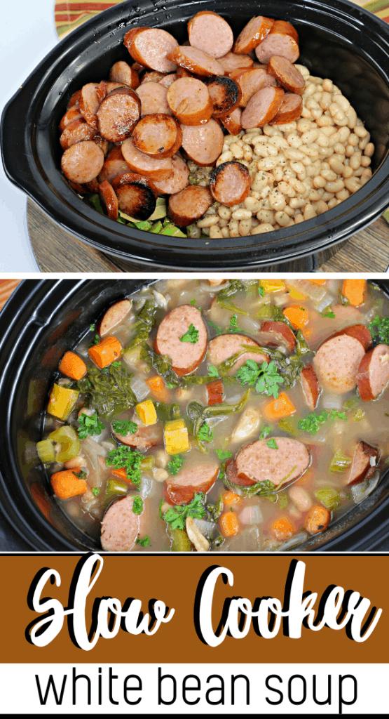slow cooker bean soup recipes