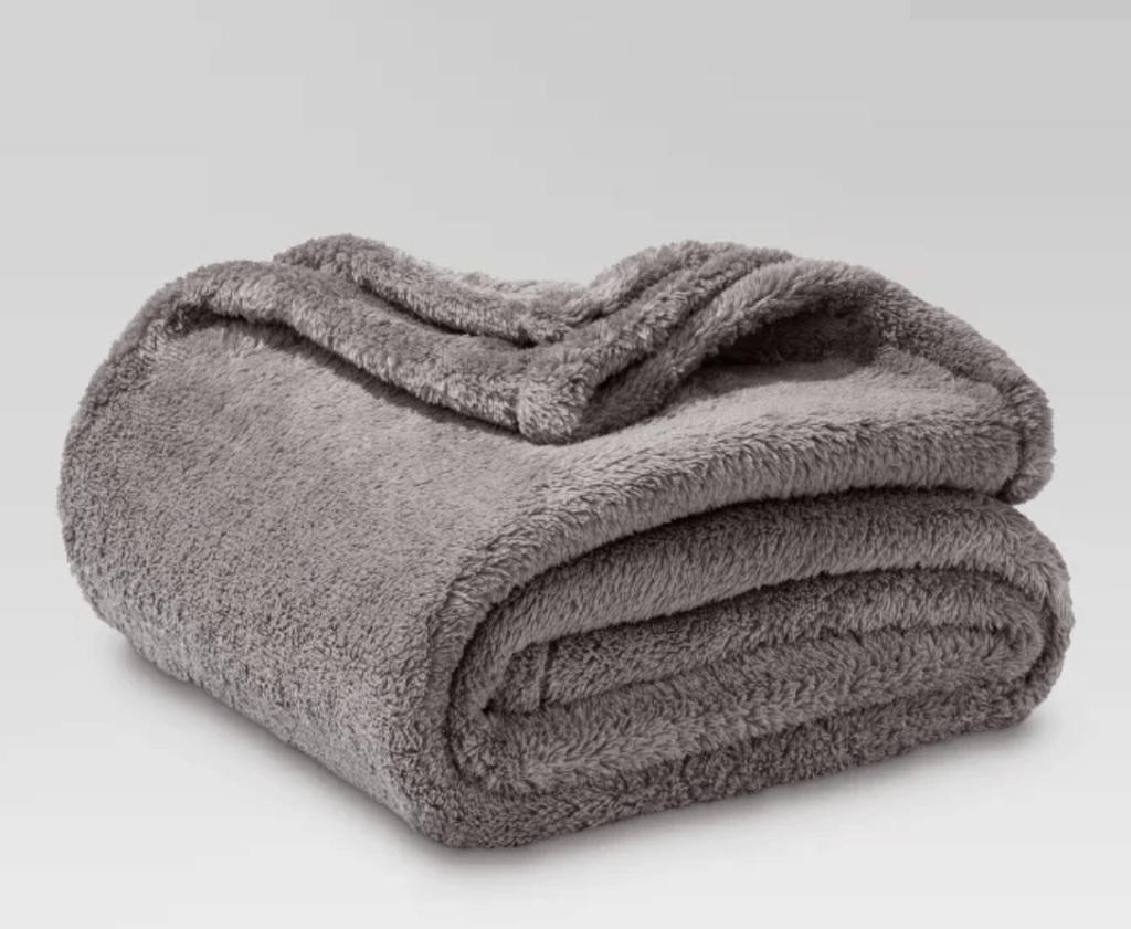 Target Fuzzy Blanket Throw
