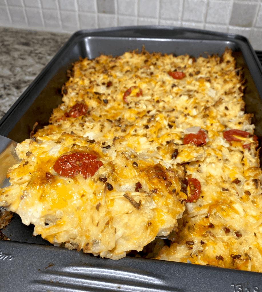 morning breakfast casserole