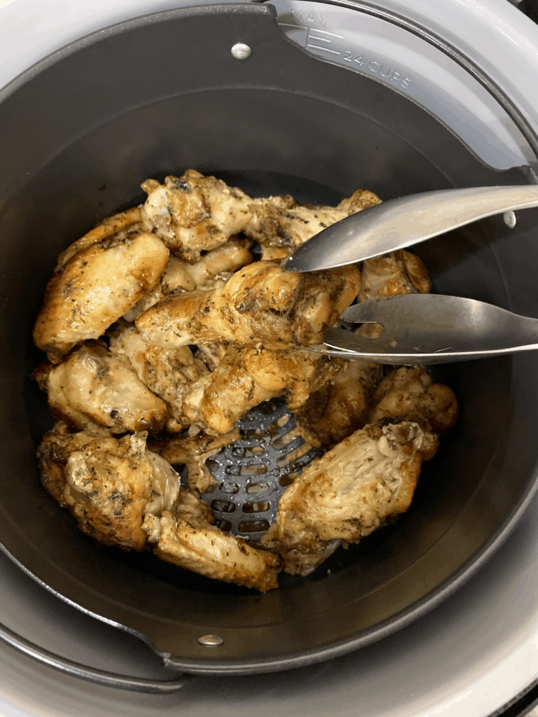 Ninja recipes chicken wing