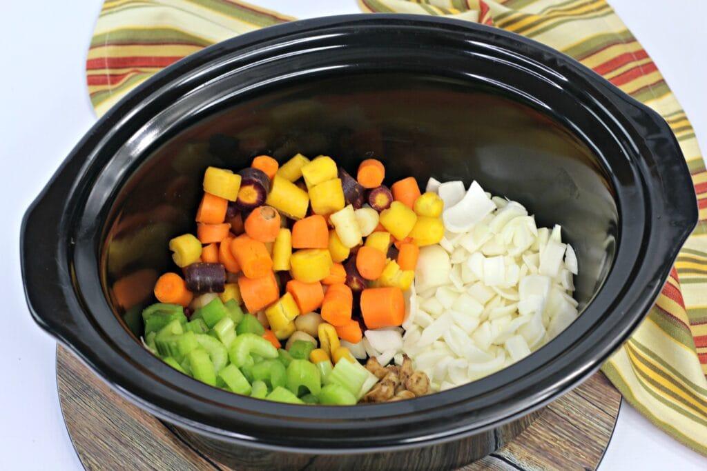 slow cooker white beans