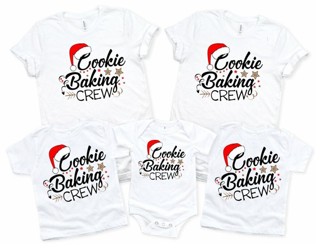 cookies with grandma shirt