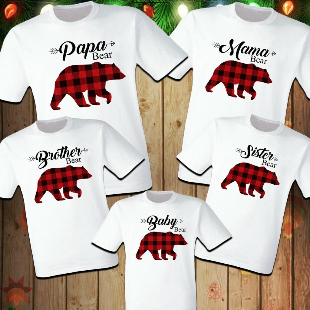 Family Christmas Shirts